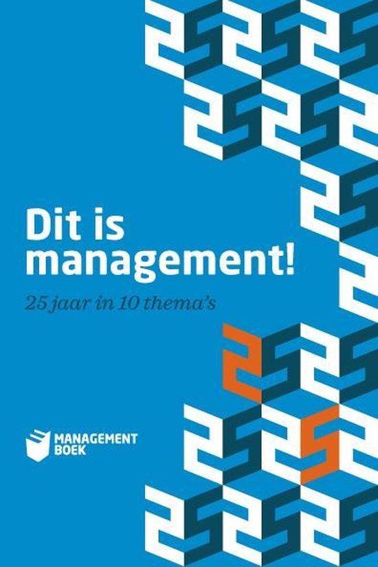 Dit is management! - Diverse auteurs  
