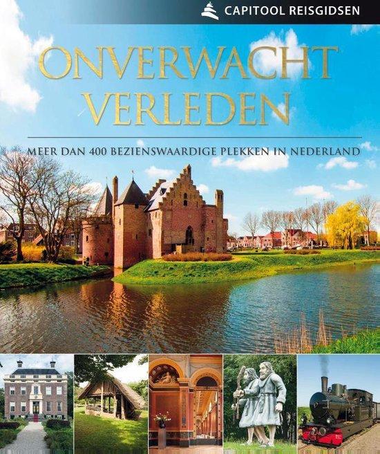 Boek cover Capitool reisgidsen - Onverwacht Verleden van Capitool (Hardcover)