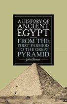 Boek cover A History of Ancient Egypt van John Romer