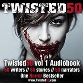 Omslag Twisted50 Volume 1