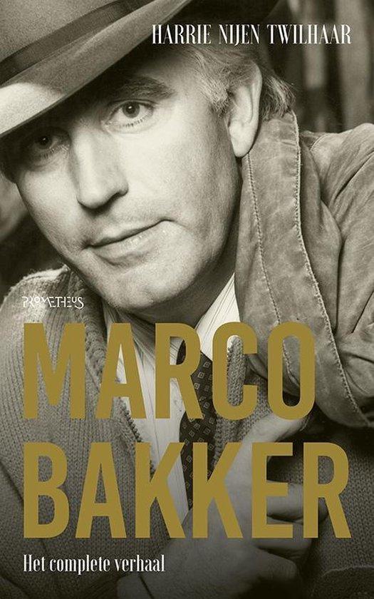 Boek cover Marco Bakker van Harrie Nijen Twilhaar (Paperback)