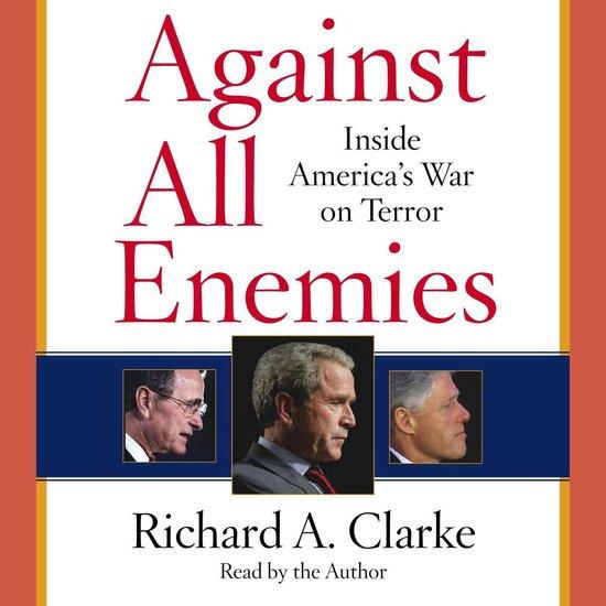 Boek cover Against All Enemies van Richard A. Clarke (Onbekend)