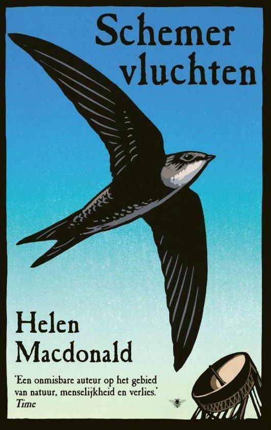Boek cover Schemervluchten van Helen Macdonald (Paperback)
