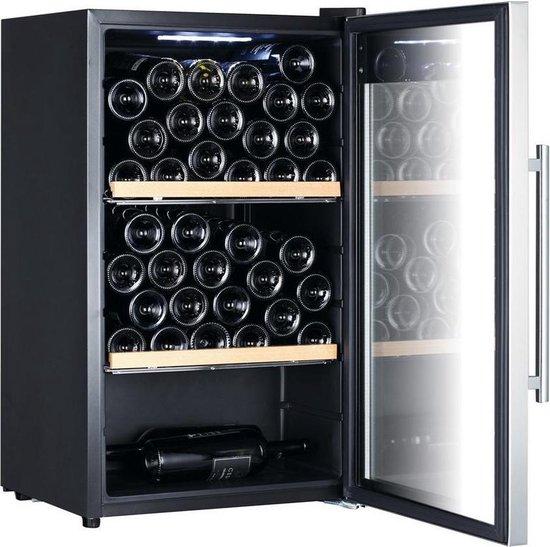 Koelkast: La Sommelière CVD40 - Wijnkoelkast - 36 flessen, van het merk La Sommelière