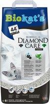 Biokat's kattenbakvulling Diamond Care Classic 8 L papieren zak