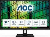 AOC Q32E2N - QHD IPS Monitor - 32 inch