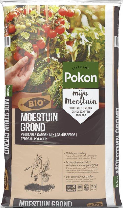 Pokon Bio Moestuin Grond - 20L