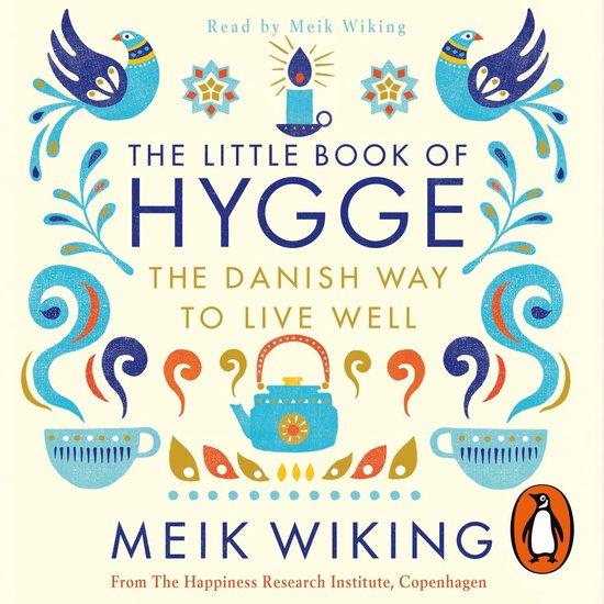 Boek cover The Little Book of Hygge van Meik Wiking (Onbekend)