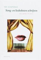 De schrijfbibliotheek 5 -   Song- en liedteksten schrijven