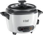 Russell Hobbs 27020-56 - Kleine rijstkoker 2 porties - Wit