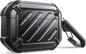 SUPCASE Unicorn Beetle Rugged Armor Apple AirPods Pro Case - Zwart