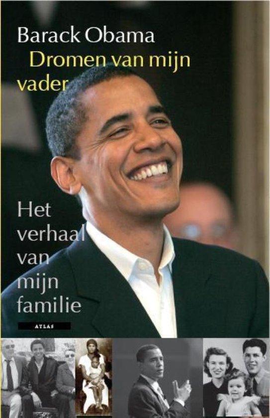 Boek cover Dromen Van Mijn Vader van Barack Obama