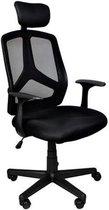 WESTWALL Cambridge bureaustoel - ergonomisch - verrijdbaar - zwart