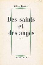 Des saints et des anges