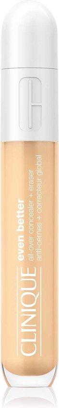Clinique Even Better All-Over Concealer + Eraser Concealer 6 ml – CN 08 Linen