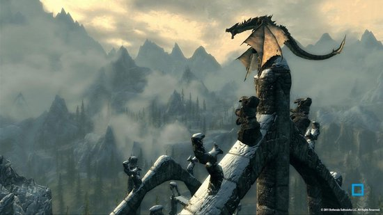 The Elder Scrolls V: Skyrim - Special Edition - PS4