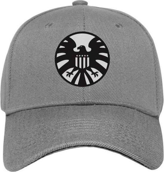 Marvel - Captain Marvel Vintage Shield Snapback