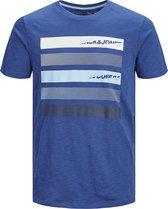 JACK&JONES JUNIOR JCORAIN TEE SS CREW NECK JR Jongens T-shirt - Maat 152