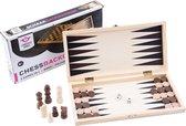 Schaak / Backgammon Set