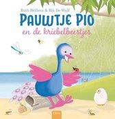 Boek cover Pauwtje Pio  -   Pauwtje Pio en de kriebelbeestjes van Ruth Brillens