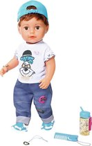 BABY born Soft Touch Broertje - Babypop - 43cm