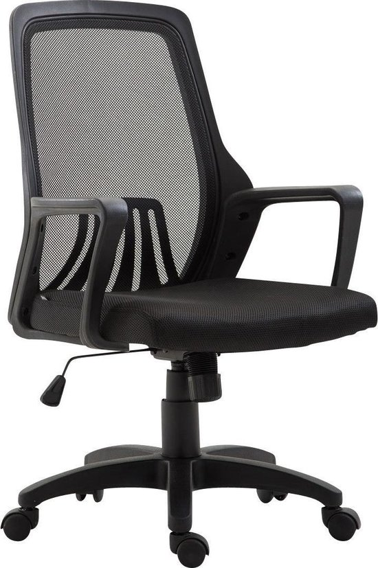 Bureaustoel Zelf Bekleden.Bol Com Clp Bureaustoel Clever Ergonomische Executive Chair
