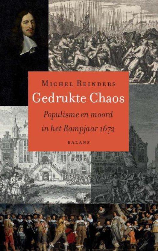 Gedrukte chaos - Michel Reinders  