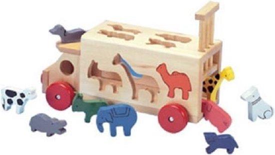 Houten speelgoed met een missie!