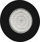Zwembadlamp LED (wit) + inbouwset Aquareva zwart