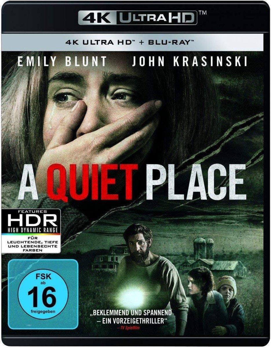A Quiet Place (Ultra HD Blu-ray & Blu-ray)-