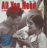 All You Need Is Love 15 Years Of Love 1980-1995 Volume 5