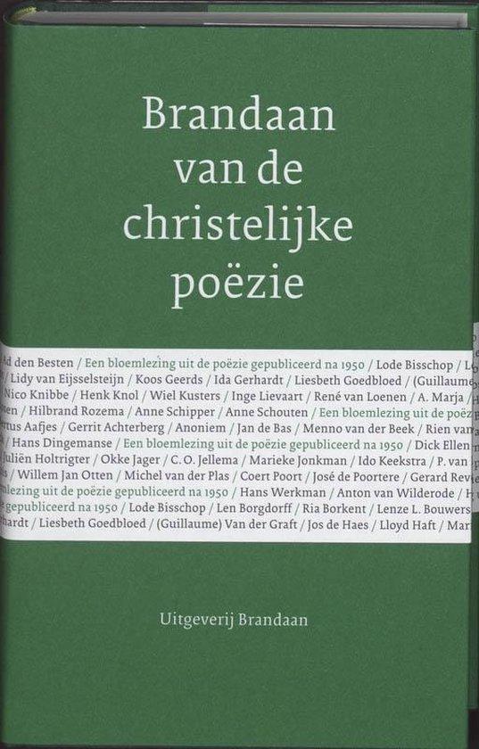 Brandaan van de christelijke poëzie - Diverse auteurs |