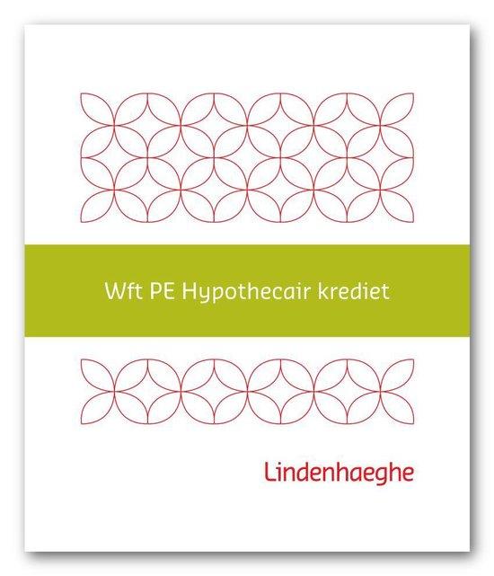 Wft PE Hypothecair krediet - Lindenhaeghe |