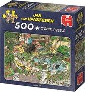 Jan van Haasteren All Dug Up! puzzel - 500 stukjes