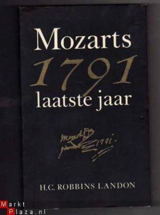 Mozarts laatste jaar 1791 - Landon |