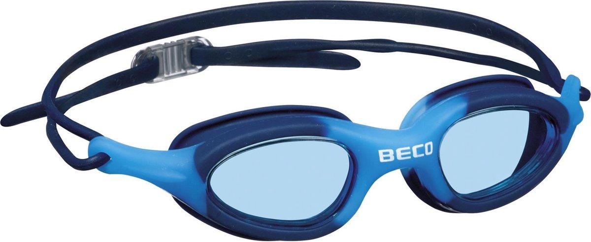 BECO kinder zwembril Biarritz - donker blauw/blauw - BECO