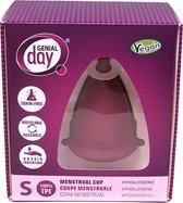 Genial Day Herbruikbare Menstruatiecup - Small - Roze