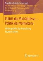 Politik Der Verhaltnisse - Politik Des Verhaltens