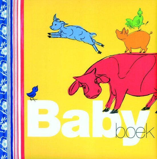 Babyboek - B. Bartels | Fthsonline.com
