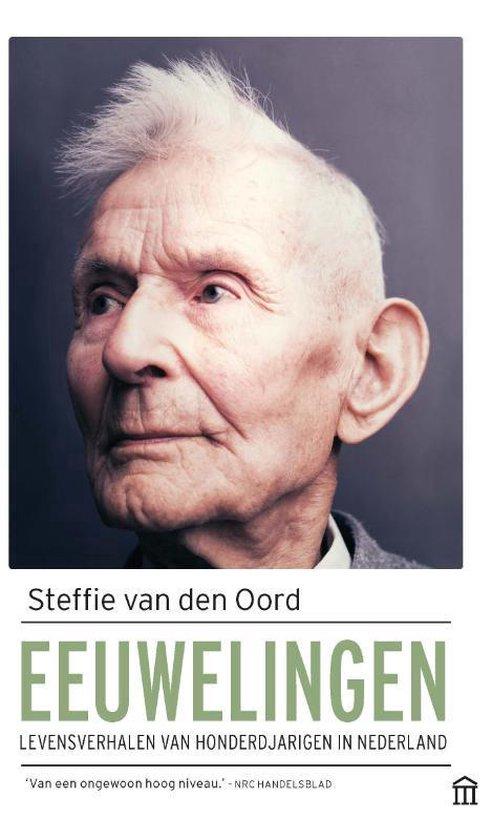Boek cover Eeuwelingen van Steffie van den Oord (Paperback)