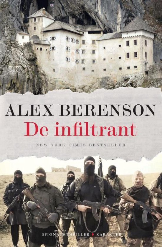 De infiltrant - Alex Berenson   Fthsonline.com