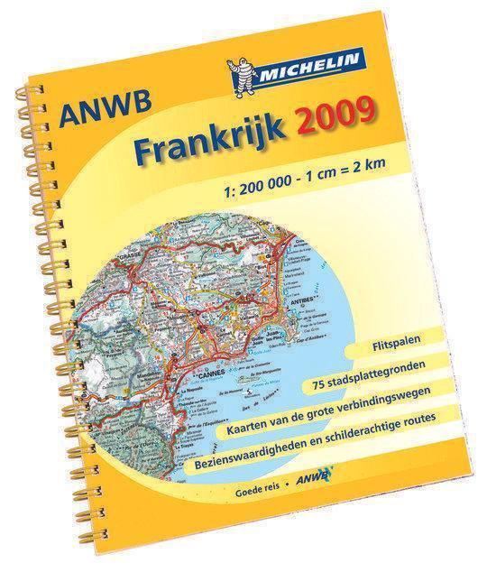 ANWB Frankrijk 2009 - Michelin 2009 |