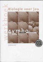 Biologie voor jou 4 Vmbo KGT Werkboek 1