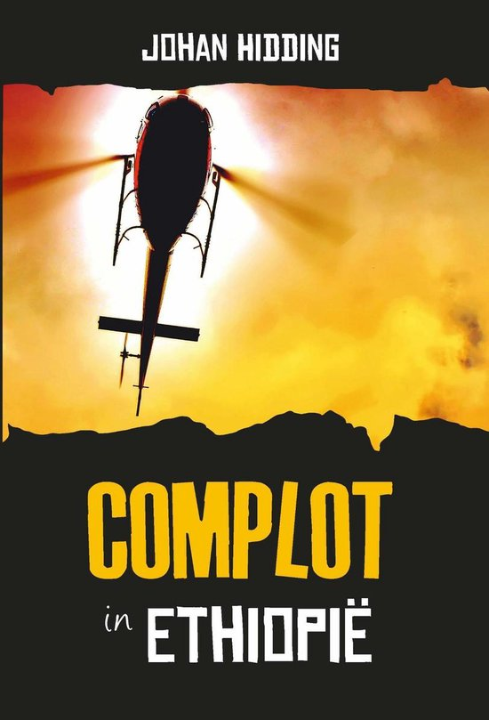Edward Smit serie 4 - Complot in Ethiopië - Johan Hidding |