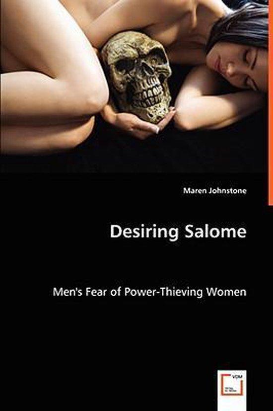 Boek cover Desiring Salome van Maren Johnstone (Paperback)