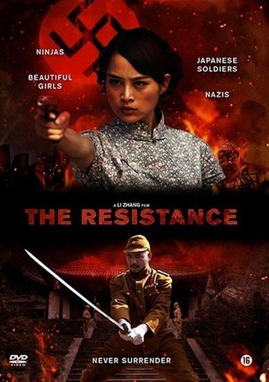 Cover van de film 'Resistance'