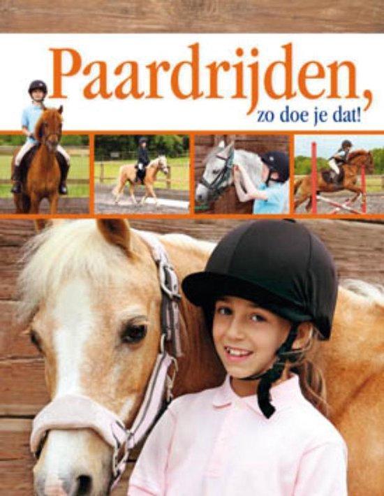 Paardrijden, zo doe je dat! - Caroline Stamps  