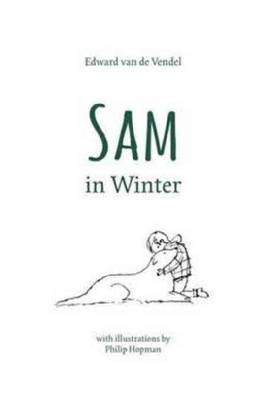 Sam in Winter