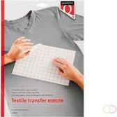 Afbeelding van Inkjet transferpapier voor textiel Quantore donkere kleding
