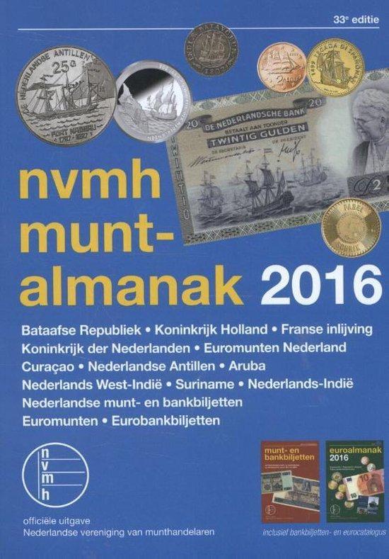 Muntalmanak 2016 - Redactie |
